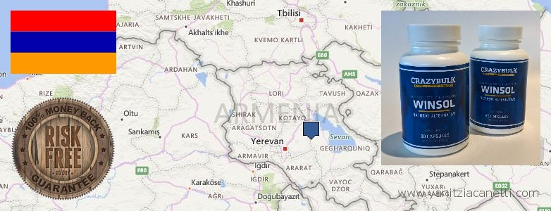 Gdzie kupić Winstrol Steroids w Internecie Armenia