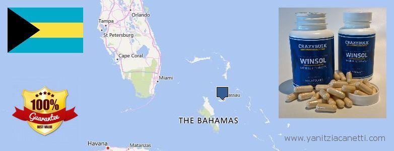 Где купить Winstrol Steroids онлайн Bahamas