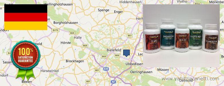 Hvor kan jeg købe Winstrol Steroids online Bielefeld, Germany