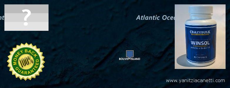 Purchase Winstrol Steroids online Bouvet Island