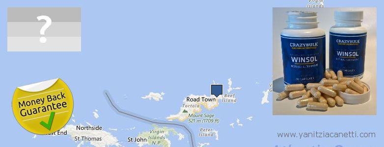 Best Place to Buy Winstrol Steroids online British Virgin Islands