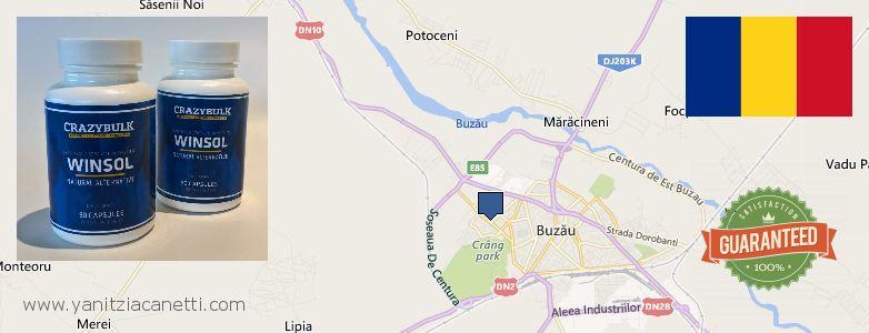 Where to Purchase Winstrol Steroids online Buzau, Romania