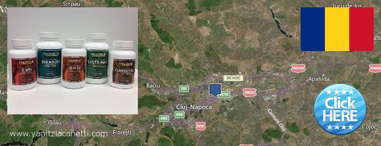 Buy Winstrol Steroids online Cluj-Napoca, Romania