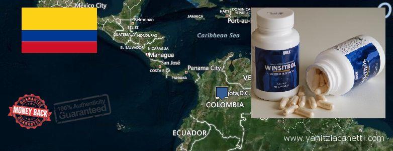 Wo kaufen Winstrol Steroids online Colombia