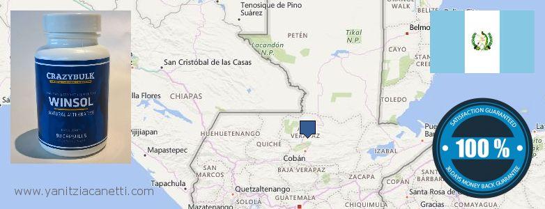 Wo kaufen Winstrol Steroids online Guatemala