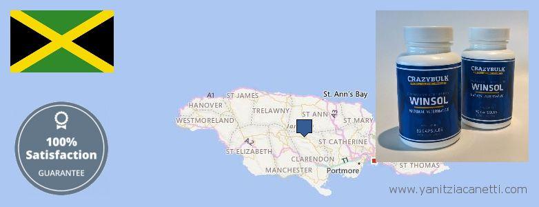 Gdzie kupić Winstrol Steroids w Internecie Jamaica