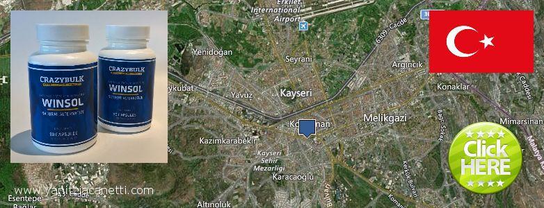 Where to Buy Winstrol Steroids online Kayseri, Turkey