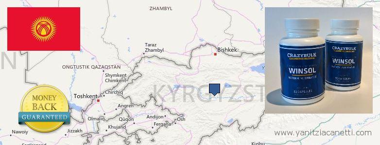 Wo kaufen Winstrol Steroids online Kyrgyzstan