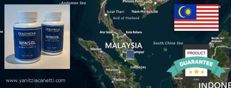 Πού να αγοράσετε Winstrol Steroids σε απευθείας σύνδεση Malaysia