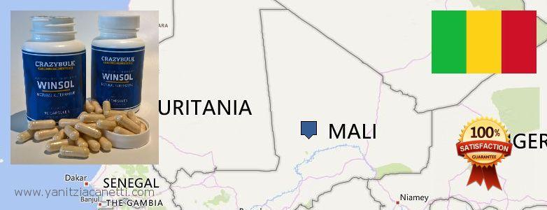 Gdzie kupić Winstrol Steroids w Internecie Mali