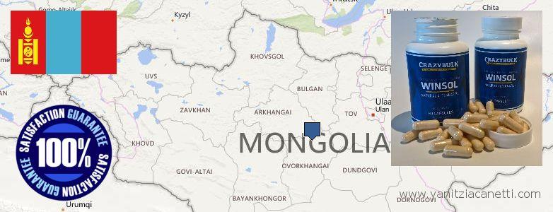 Hvor kan jeg købe Winstrol Steroids online Mongolia