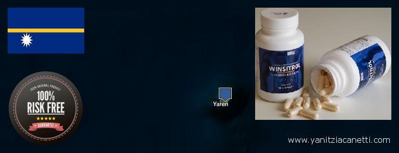 Best Place to Buy Winstrol Steroids online Nauru