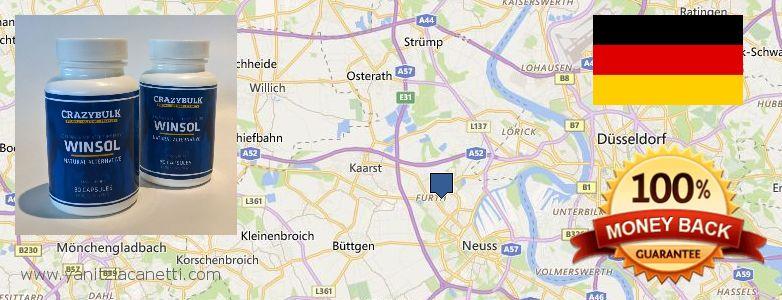 Hvor kan jeg købe Winstrol Steroids online Neuss, Germany