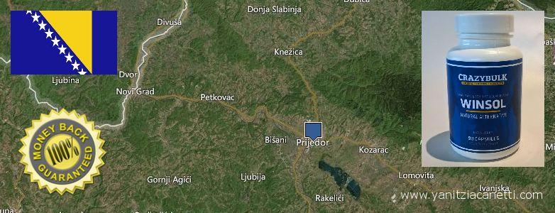 Gdzie kupić Winstrol Steroids w Internecie Prijedor, Bosnia and Herzegovina