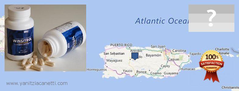 حيث لشراء Winstrol Steroids على الانترنت Puerto Rico