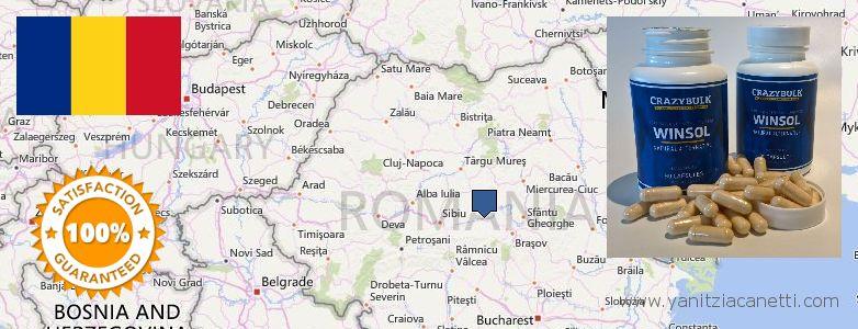 Hvor kan jeg købe Winstrol Steroids online Romania