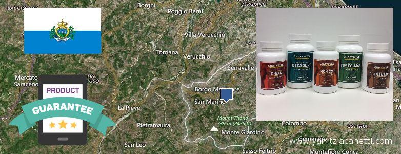 Where to Buy Winstrol Steroids online San Marino