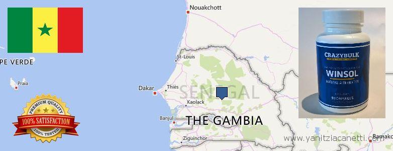 Πού να αγοράσετε Winstrol Steroids σε απευθείας σύνδεση Senegal