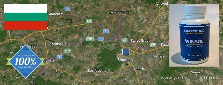 Where to Buy Winstrol Steroids online Shumen, Bulgaria
