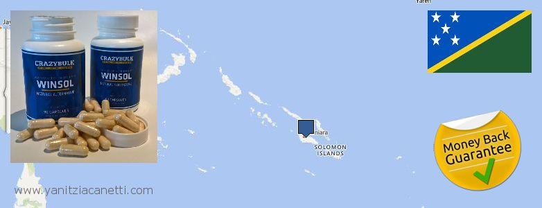 Purchase Winstrol Steroids online Solomon Islands