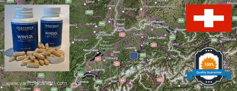 Hvor kan jeg købe Winstrol Steroids online Switzerland