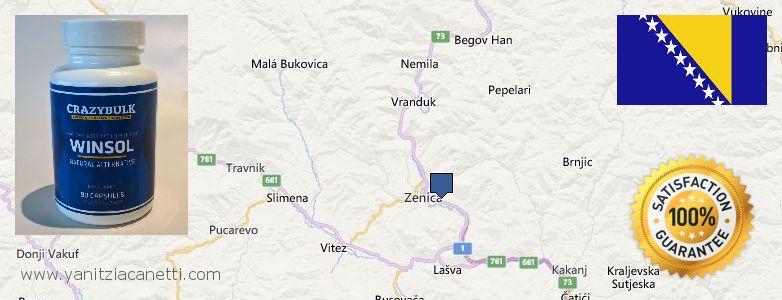 Gdzie kupić Winstrol Steroids w Internecie Zenica, Bosnia and Herzegovina