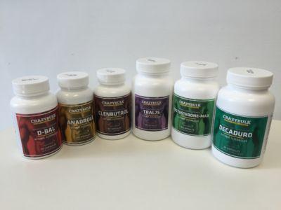Purchase Clenbuterol in French Guiana